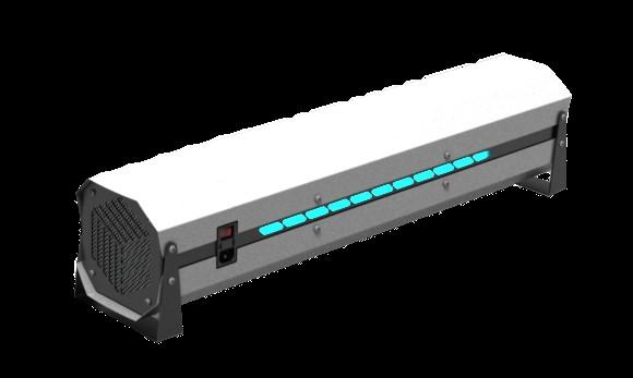 Рециркулятор-очиститель воздуха  NEWLED.NEF для помещений 100 куб.м